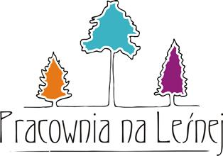 Pracownia na Leśnej – artystyczne rękodzieło użytkowe Logo